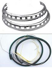 Rotor light rings, Goldwing GL1500 GL1800 Green