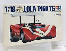 Tamiya 1:18 Lola T-160 Model Kit 1/18 - Japanese