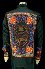 Robert Graham Road Warrior Limited Edition Beaded Embroidered 2xl