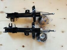 CORSA D 2 X FRONT SHOCK ABSORBERS + 2 STRUT TOP MOUNTS 1.2 1.4(2006-2015)LH+RH