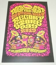Dogfish Head Brewery Record Store Day 2019 Poster 14 x 21 Grateful Dead Rsd