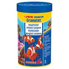 Sera Marin Granulat 250 ml 112g Mangime Granuli Pesci Marini