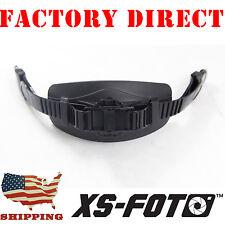 Black Scuba Diving QWIK Comfort Mask Strap - Upgrade for XS Scuba GoMask
