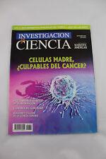 Magazine Investigation Agents- et Science Cellules Mère Sont-Elles Culpables de