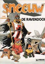 Sneeuw 2: De Ravendood.        1ste druk!