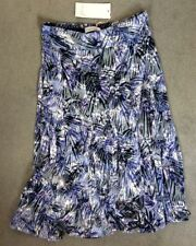 Marks and Spencer Cotton A-line Formal Skirts for Women
