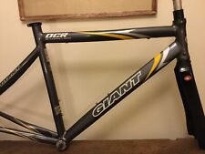 Giant OCR Frame With Columbus Tusk Air Forks Very Good Condition.Medium