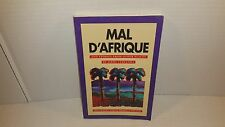 Mal D'Afrique and Stories From Other Places by Jarda Cervenka 1995 Paperback