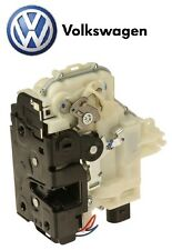 For Volkswagen Jetta Passat NEW Rear Driver Left Door Lock Mechanism Genuine