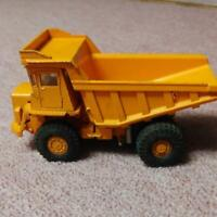 Diapet Yonezawa Toys Komatsu dump truck 14�E500g Minicar  w/tracking f/s
