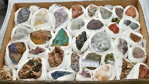 ASSORTED MINERALS COLLECTION M367