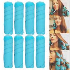 8PCS Hair Care Roller Sleep Sponge Curlers Shark Tank Curler Styler in Sleep