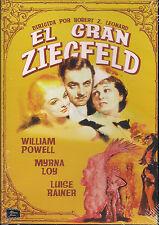 El gran Ziegfeld (DVD Nuevo)