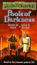 Pools of Darkness (Forgotten Realms Fantasy Adventure)-ExLibrary