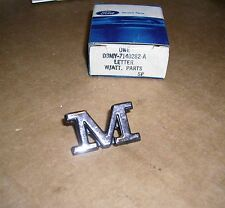 73 -78 Marquis Montego Wagon Tailgate Letter ~ M ~ NOS