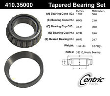 Centric Parts 410.35000 Front Inner Bearing Set