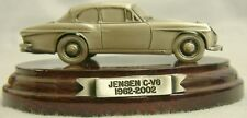 CARS : JENSEN CV8 1/57 SCALE PEWTER MODEL FROM THE CLASSIC CAR COLLECTION (XP)