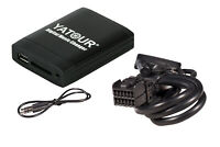 Yatour USB SD AUX Adapter Ford 12 Pin