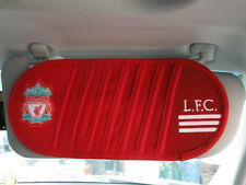 Liverpool Football Club Car Accessory Sun Visor Pocket 7 slots