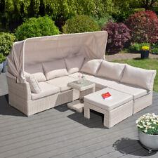 Korbmöbel In Garten Garnituren Sitzgruppen Ebay