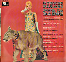 "STEREO PARADE ""POUR LA DANSE"" POP LATIN JAZZ 60'S LP BARCLAY BB 20"
