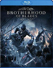 BROTHERHOOD OF THE BLADES - BLU RAY - Region Free - Sealed