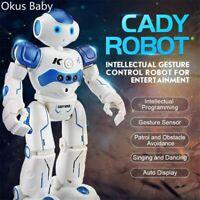 RC Robot Intelligent Programming Remote Control Robotica Toy Biped Humanoid
