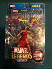 marvel legends Toybiz series 4 Elektra Carded