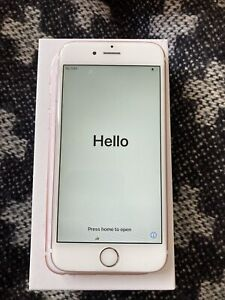Apple iPhone 6s - 64GB - Rose Gold (Vodafone)