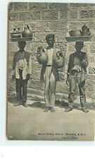 BARBADOS - Native Pottery Sellers - 15115