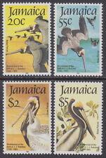 JAMAICA - 1985 Birth Bicentenary of John J Audubon (4v) - UM / MNH