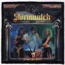STORMWITCH PATCH / SPEED-THRASH-BLACK-DEATH METAL