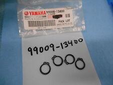 NOS Yamaha OEM Circlip YSR50 YG5 YFM80 XV700 XV750 XV920 99009-13400 QTY 4