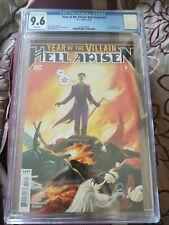 Year Of The Villain : HELL ARISEN #3 Cgc 9.6