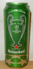 HEINEKEN 2015-2016 CHAMPIONS LEAGUE Beer can from HOLLAND (50cl) for Export