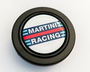 Horn Button Martini Racing Momo Sparco OMP Steering Wheel BMW Porsche 911 Lancia