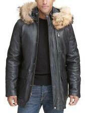 Men's Wilsons Leather Jasper Real Leather Parka Jacket RRP £750