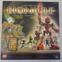 Lego Bionicle Quest For Makuta 2001 Warren Industries Adventure Board Game