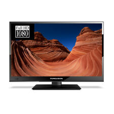 "Ferguson 22"" Inch LED 240v / 12v Volt TV with Freeview T2 Full HD USB PVR HDMI"