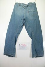 Levi's Engineered 654 (Cod. F1771) Tg46 W32 L32 jeans usato Vita Alta