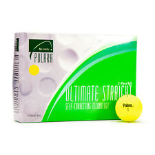 Polara Golf Yellow Ultimate Straight Golf Balls