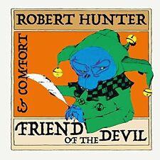 ROBERT & COMFORT HUNTER - FRIEND OF THE DEVIL  CD NEU