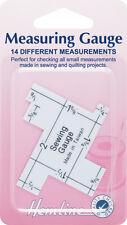 Hemline Measuring Gauge