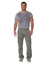Pantalon Cargo Homme Poches multiples Militaire Combat