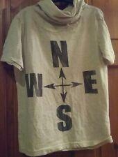 Rebel Boys N E W S Tshirt Age 10-11