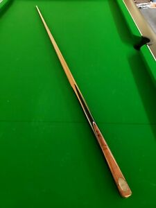 VERY RARE pool snooker cue PEARWOOD 1 piece NEW bespoke design