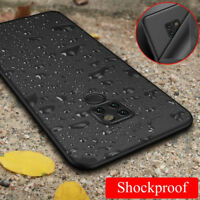 For Huawei Mate 20X 20 Pro Lite Ultra Thin Silicone TPU Frosted Back Cover Case