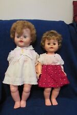Two Vintage Dolls - Dee an Cee and Regal Dolls