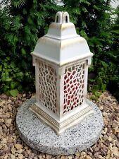 Grablaterne mit Granitsockel Grablampe Grableuchte Granit Grablicht Kerze Herz