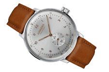 Junkers Men's 6030-5 Bauhaus Hand Wound 40mm Timepiece